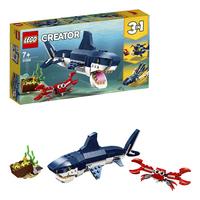 LEGO Creator 3-in-1 31088 Diepzeewezens-Artikeldetail