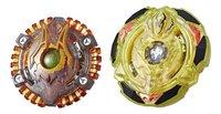Beyblade draaitol SlingShock Dual Pack Lava-X Anubion A4 & Spiral Treptune T4-Rechterzijde