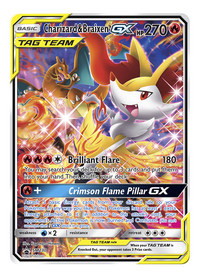 Pokémon Trading Cards Tag Team Generations Premium Collection ANG-Avant