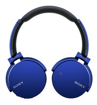 Sony casque Bluetooth MDR-XB650BT bleu