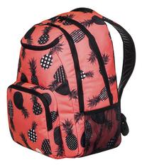 Roxy sac à dos Shadow Swell Soul Neon Grapefruit Pineapple Dots-Côté droit