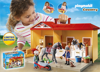 Playmobil Country 5348 Écurie transportable-Image 1