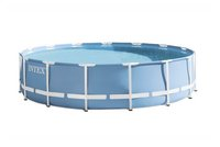 Intex piscine Prism Frame Pool diamètre 4,57 m
