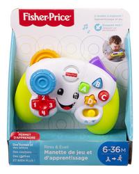 Fisher-Price Rires & Éveil Manette de jeu et d'apprentissage-Avant