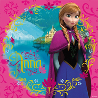 Ravensburger puzzle 3 en 1 Disney La Reine des Neiges-Détail de l'article