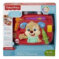 Fisher-Price Laugh & Learn Leerplezier Puppy's Doktersset-Vooraanzicht