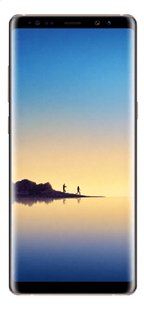 Samsung smartphone Galaxy Note8 goud-Vooraanzicht