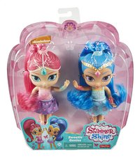 Fisher-Price figurine Shimmer & Shine Sweetie genies-Avant