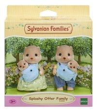 Sylvanian Families 5359 - La Famille Loutre-Avant