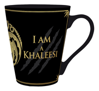 Mok Game of Thrones I am not a Princess-Rechterzijde