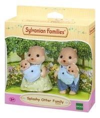 Sylvanian Families 5359 - La Famille Loutre-Côté droit