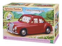 Sylvanian Families 5448 - La voiture rouge-Côté droit