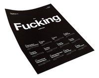 Kalender The Fucking Calendar 2019-Vooraanzicht