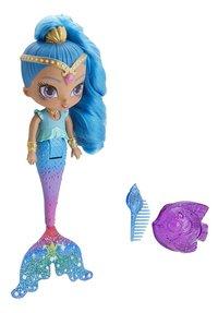 Fisher-Price figurine Shimmer & Shine Rainbow Mermaid - Shine-commercieel beeld