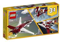 LEGO Creator 3-in-1 31086 Futuristisch vliegtuig-Achteraanzicht