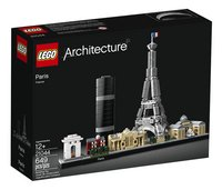 LEGO Architecture 21044 Parijs-Linkerzijde