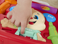Fisher-Price Laugh & Learn Leerplezier Puppy's Doktersset-Afbeelding 1
