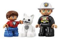 LEGO DUPLO 10901 Brandweertruck-Artikeldetail