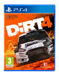PS4 Dirt 4 ENG/FR ENG/FR