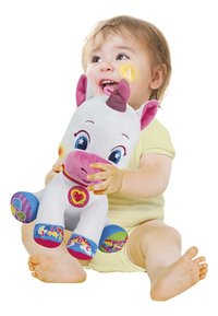 baby Clementoni peluche interactive Unicorn-Image 1