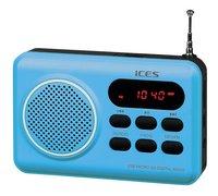 iCES radio IMPR-112 bleu