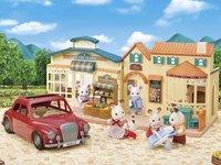 Sylvanian Families 5448 - La voiture rouge-Image 5