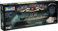 Revell R.M.S. Titanic 100th Anniversary-Avant