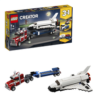 LEGO Creator 3-in-1 31091 Spaceshuttle transport-Artikeldetail