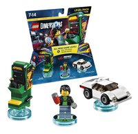 LEGO Dimensions figurine Level Pack Midway Arcade 71235 Retro games