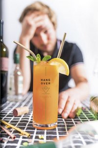 Glas Hangover cocktail-Afbeelding 4