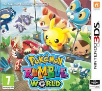 Nintendo 3DS Pokémon Rumble World NL