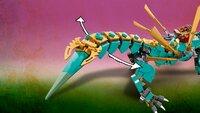 LEGO Ninjago 71746 Le dragon de la jungle-Image 1