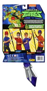 Rise of the Teenage Mutant Ninja Turtles gevechtsaccessoires Donatello Ninja Gear-Achteraanzicht