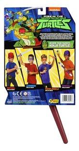 Rise of the Teenage Mutant Ninja Turtles gevechtsaccessoires Raphael Ninja Gear-Achteraanzicht