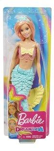 Barbie poupée mannequin  Dreamtopia Sirène avec queue verte-Avant