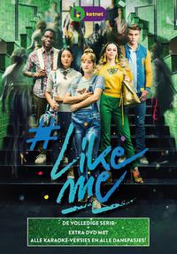 Dvd Ketnet #LikeMe-Vooraanzicht
