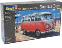 Revell Volkswagen T1 Samba Bus-Linkerzijde