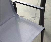 Chaise de jardin Forios gris/anthracite-Détail de l'article