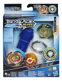 Beyblade draaitol Rip Fire Pack - Roktavor R2-Vooraanzicht