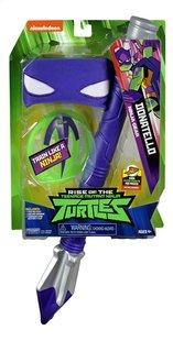 Rise of the Teenage Mutant Ninja Turtles gevechtsaccessoires Donatello Ninja Gear-Vooraanzicht