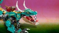 LEGO Ninjago 71746 Le dragon de la jungle-Image 3