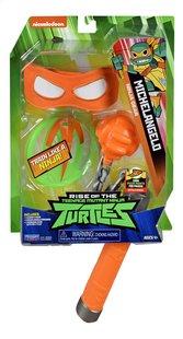 Rise of the Teenage Mutant Ninja Turtles gevechtsaccessoires Michelangelo Ninja Gear-Vooraanzicht