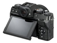 Fujifilm fototoestel X-T100 + XC15-45mm zwart-Artikeldetail