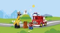LEGO DUPLO 10901 Brandweertruck-Afbeelding 1