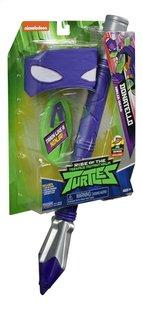 Rise of the Teenage Mutant Ninja Turtles gevechtsaccessoires Donatello Ninja Gear-Linkerzijde