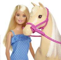 Barbie speelset Barbie met paard-Artikeldetail
