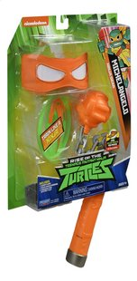 Rise of the Teenage Mutant Ninja Turtles gevechtsaccessoires Michelangelo Ninja Gear-Linkerzijde