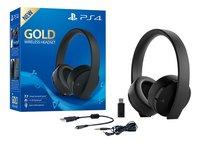 PS4 draadloze headset Gold Edition-Artikeldetail