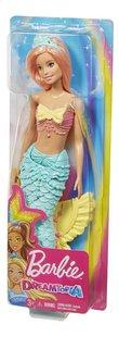 Barbie poupée mannequin  Dreamtopia Sirène avec queue verte-Côté droit