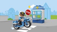 LEGO DUPLO 10900 Politiemotor-Afbeelding 1